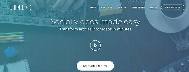 بهترین ابزار رایگان تولید محتوای ویدئویی